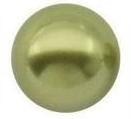 Perle Swarovski 5811 Crystal Light Green Pearl (001 923) 16 mm