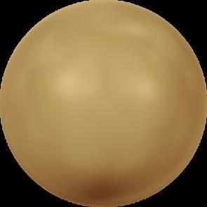 Perle Swarovski 5810 Crystal Bright Gold Pearl (001 306) 3 mm