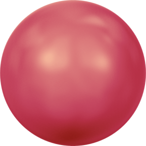 Perle Swarovski 5810 Crystal Neon Red Pearl (001 770) 3 mm