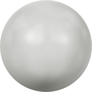 Perle Swarovski 5810 Crystal Pastel Grey Pearl (001 968) 3 mm
