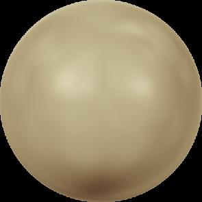 Perle Swarovski 5810 Crystal Vintage Gold Pearl (001 651) 3 mm