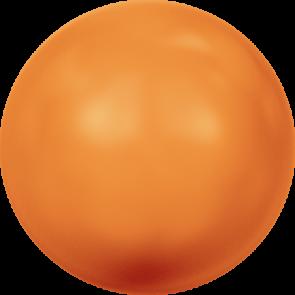 Perle Swarovski 5811 Crystal Neon Orange Pearl (001 733) 10 mm