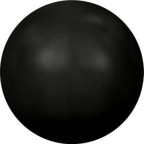 Perle Swarovski 5817 Crystal Mystic Black Pearl (001 335) 6 mm
