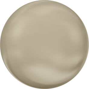 Perle Swarovski 5860 Crystal Platinum Pearl (001 459) 10 mm