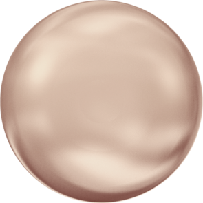 Perle Swarovski 5860 Crystal Rose Gold Pearl (001 769) 10 mm