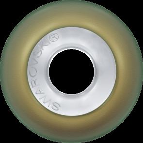 Perle Swarovski 5890 Crystal Iridescent Green PRL (001 930) 14 mm