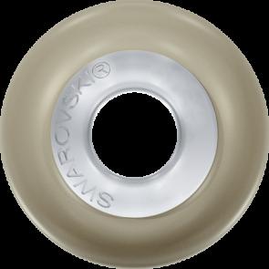 Perle Swarovski 5890 Crystal Platinum Pearl (001 459) 14 mm