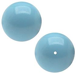 Perle Swarovski 5811 Crystal Turquoise Pearl (001 709) 12 mm