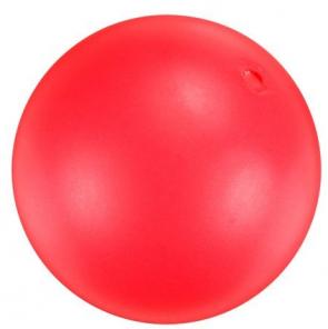 Perle Swarovski 5811 Crystal Neon Red Pearl (001 770) 12 mm - rosu neon