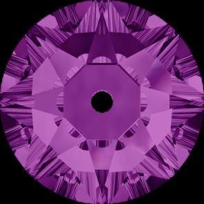 Cristale Swarovski De Cusut 3188 Amethyst F (204) 3 mm