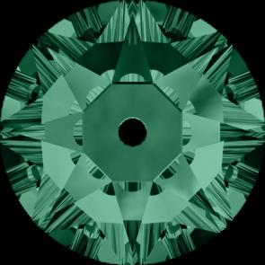 Cristale Swarovski De Cusut 3188 Emerald F (205) 3 mm