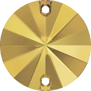 Cristale Swarovski De Cusut 3200 Crystal Metallic Sunshine F (001 METSH) 10 mm