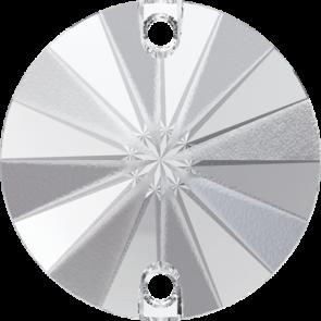 Cristale Swarovski De Cusut 3200/G Crystal F PFRO01 (001) 16 mm