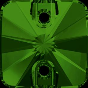 Cristale Swarovski De Cusut 3201 Dark Moss Green F (260) 10 mm