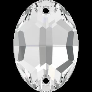 Cristale Swarovski De Cusut 3210 Crystal F (001) 10 x 7 mm