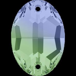 Cristale Swarovski De Cusut 3210 Pro.Lav-Chrys. Blend F (726) 16 x 11 mm