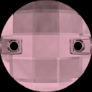 Cristale Swarovski De Cusut 3220 Crystal Antique Pink F (001 ANTP) 10 mm