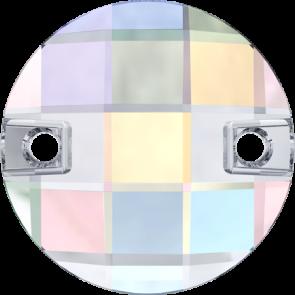 Cristale Swarovski De Cusut 3220 Crystal AB F (001 AB) 14 mm