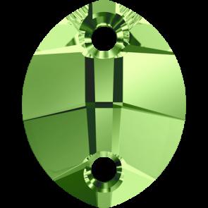 Cristale Swarovski De Cusut 3224 Peridot (214) 23 x 18 mm