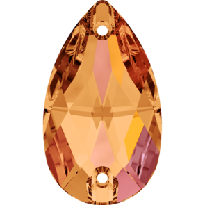 Cristale Swarovski De Cusut 3230 Crystal Astral Pink F (001 API) 12 x 7 mm