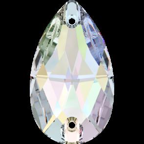 Cristale Swarovski De Cusut 3230 Crystal AB F (001 AB) 12 x 7 mm