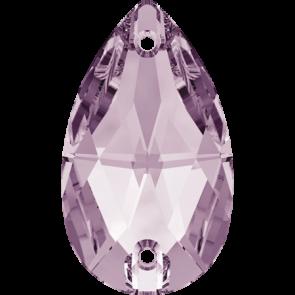 Cristale Swarovski De Cusut 3230 Light Amethyst F (212) 12 x 7 mm