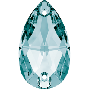 Cristale Swarovski De Cusut 3230 Light Turquoise F (263) 12 x 7 mm