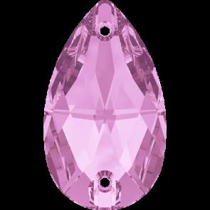Cristale Swarovski De Cusut 3230 Rosaline F (508) 12 x 7 mm