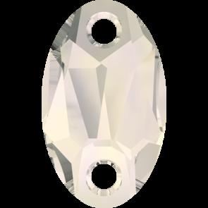 Cristale Swarovski De Cusut 3231 Crystal Moonlight (001 MOL) 18 x 11 mm