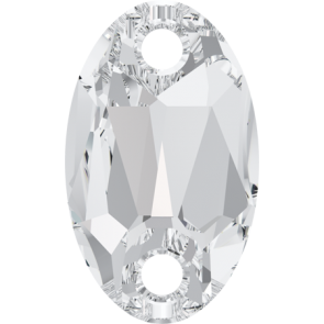 Cristale Swarovski De Cusut 3231 Crystal F (001) 18 x 11 mm