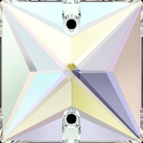 Cristale Swarovski De Cusut 3240 Crystal AB F (001 AB) 16 mm