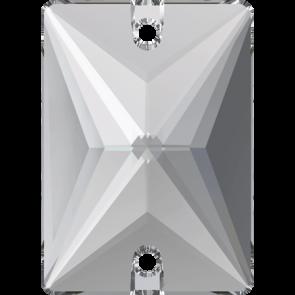 Cristale Swarovski De Cusut 3250 Crystal F (001) 25 x 18 mm
