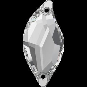 Cristale Swarovski De Cusut 3254 Crystal F (001) 20 x 9 mm
