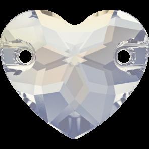 Cristale Swarovski De Cusut 3259 White Opal F (234) 16 mm