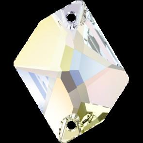 Cristale Swarovski De Cusut 3265 Crystal AB F (001 AB) 26 x 21 mm