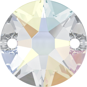 Cristale Swarovski De Cusut 3288 Crystal AB F (001 AB) 8 mm