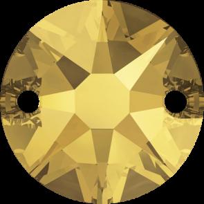 Cristale Swarovski De Cusut 3288 Crystal Metallic Sunshine F (001 METSH) 8 mm