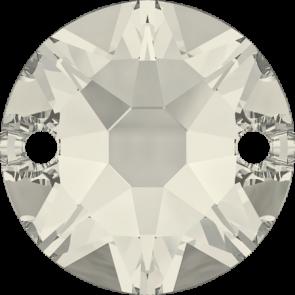 Cristale Swarovski De Cusut 3288 Crystal Silver Shade F (001 SSHA) 8 mm