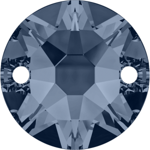 Cristale Swarovski De Cusut 3288 Denim Blue F (266) 8 mm