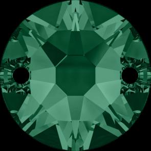 Cristale Swarovski De Cusut 3288 Emerald F (205) 8 mm