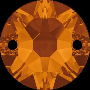 Cristale Swarovski De Cusut 3288 Tangerine F (259) 8 mm