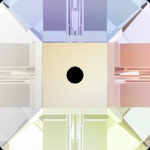 Cristale Swarovski De Cusut 3400 Crystal AB F (001 AB) 6 mm