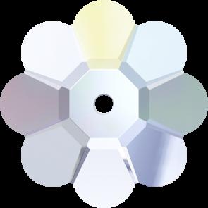 Cristale Swarovski De Cusut 3700 Crystal AB (001 AB) 6 mm