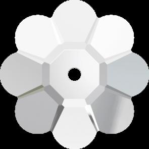 Cristale Swarovski De Cusut 3700 Crystal (001) 6 mm