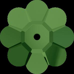 Cristale Swarovski De Cusut 3700 Fern Green (291) 10 mm