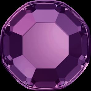 Cristale Swarovski cu spate plat No Hotfix 2000 Amethyst F (204) SS 3