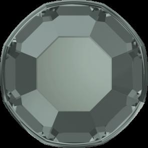 Cristale Swarovski cu spate plat No Hotfix 2000 Black Diamond F (215) SS 3