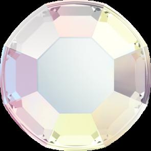 Cristale Swarovski cu spate plat No Hotfix 2000 Crystal AB F (001 AB) SS 3