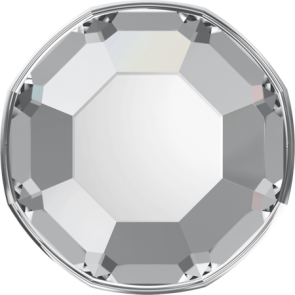 Cristale Swarovski cu spate plat si lipire la cald 2000 Crystal A HF (001) SS 3