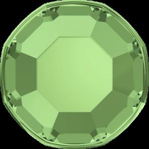 Cristale Swarovski cu spate plat No Hotfix 2000 Peridot F (214) SS 3